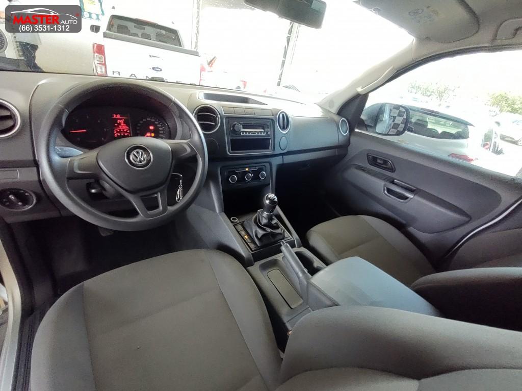 VW - VolksWagen AMAROK CS2.0 16V/S2.0 16V TDI 4x4 Diesel 2016