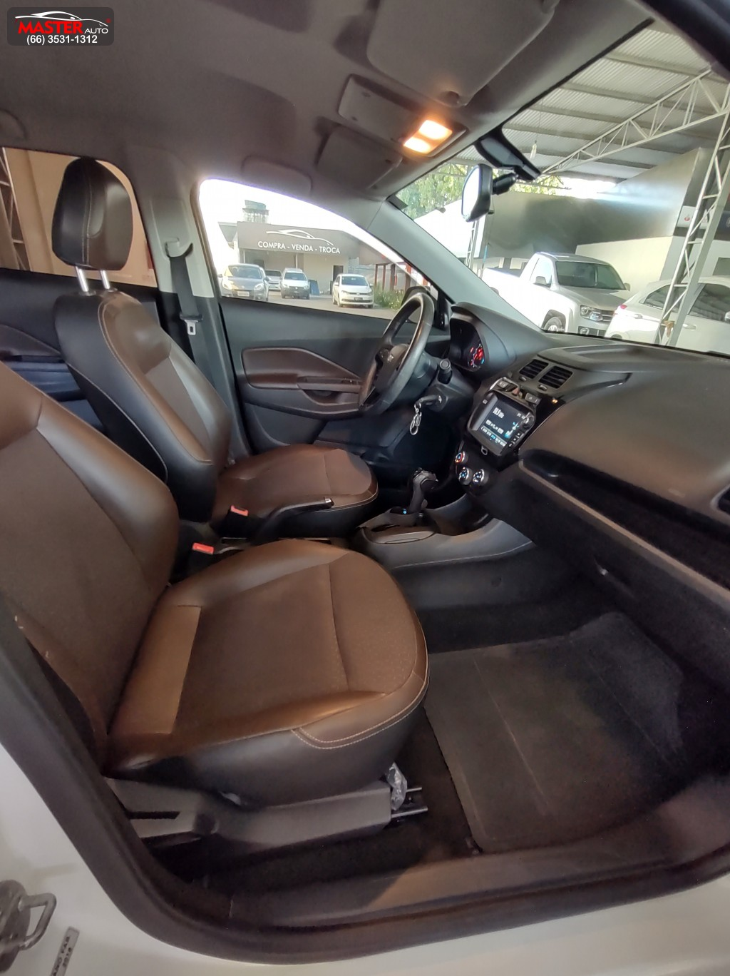 GM - Chevrolet COBALT LTZ 1.8 8V Econo.Flex 4p Aut. 2019
