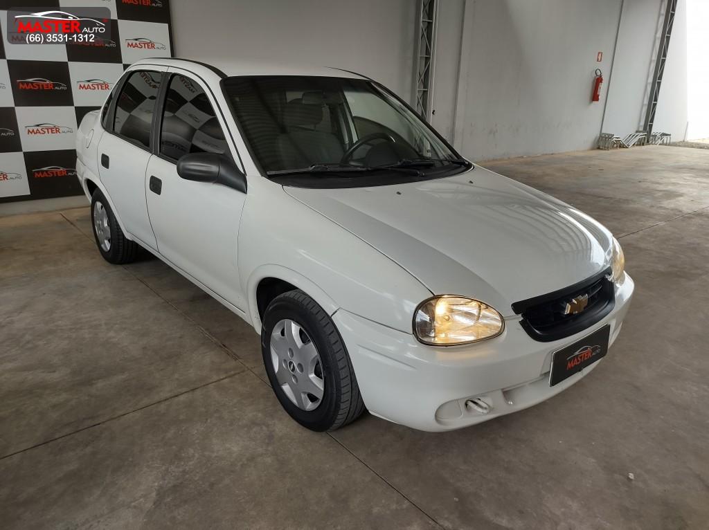 GM - Chevrolet Classic Life/LS 1.0 VHC FlexP. 4p 2010