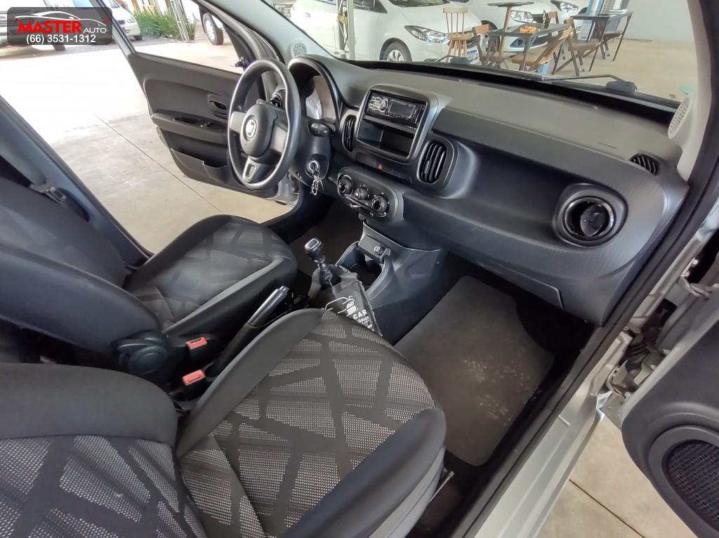 Fiat MOBI LIKE 1.0 Fire Flex 5p. 2019