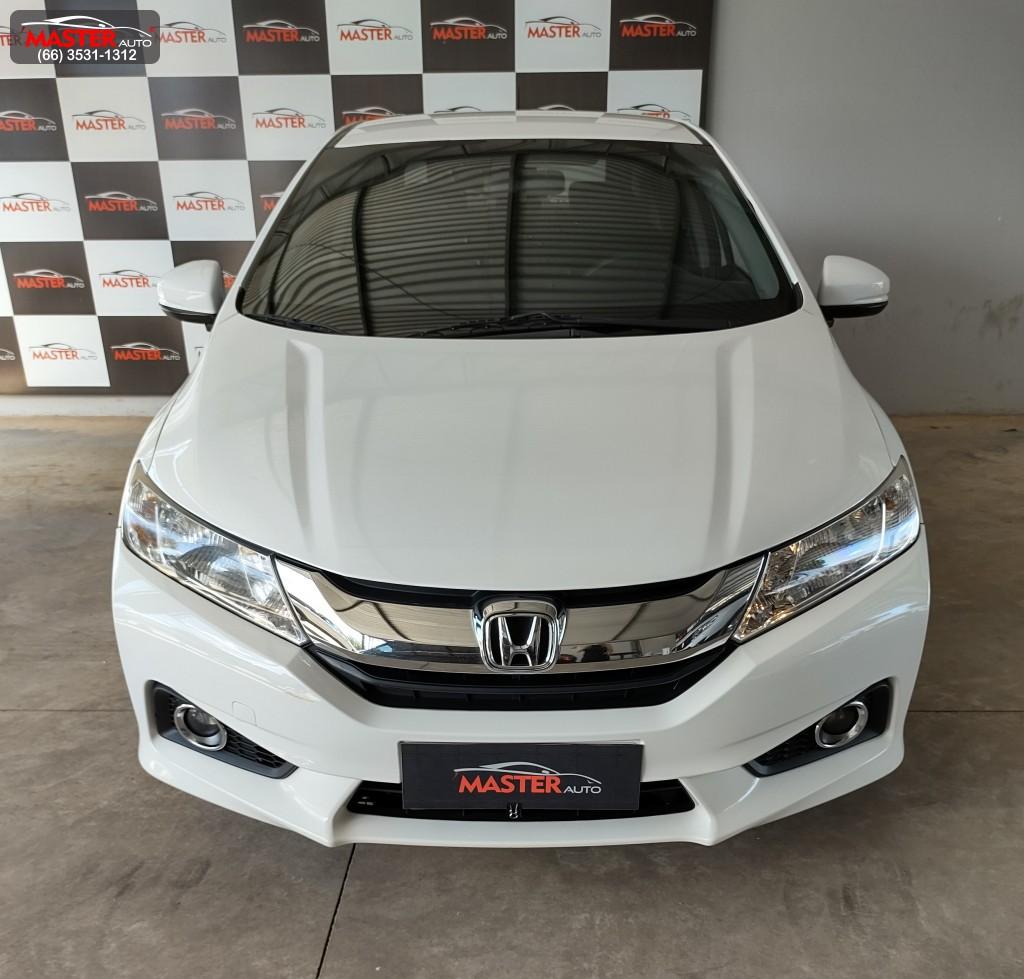 Honda CITY Sedan LX 1.5 Flex 16V 4p Aut. 2015