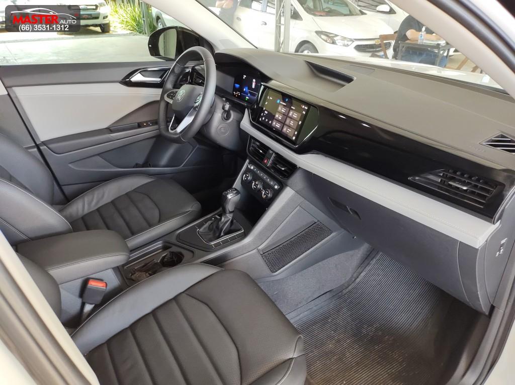 VW - VolksWagen TAOS Comfortline 1.4 250 TSI Flex Aut. 2022