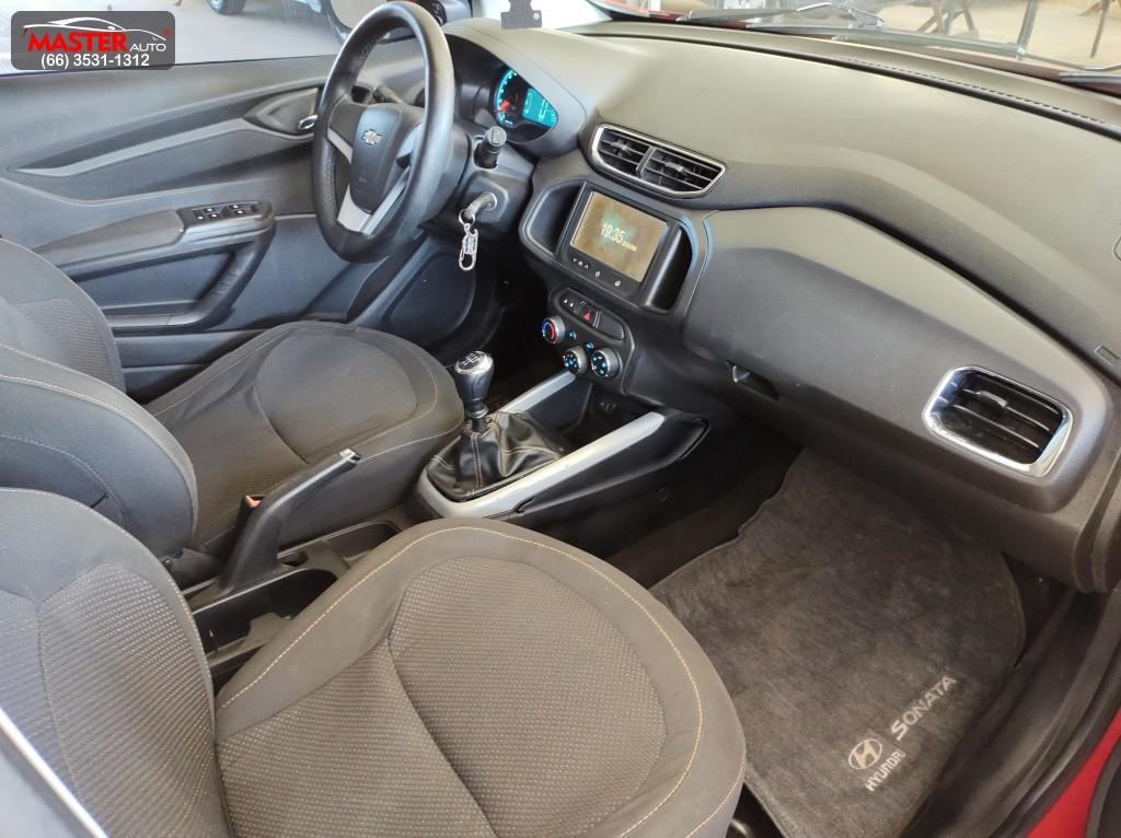 GM - Chevrolet ONIX HATCH LTZ 1.4 8V FlexPower 5p Mec. 2013