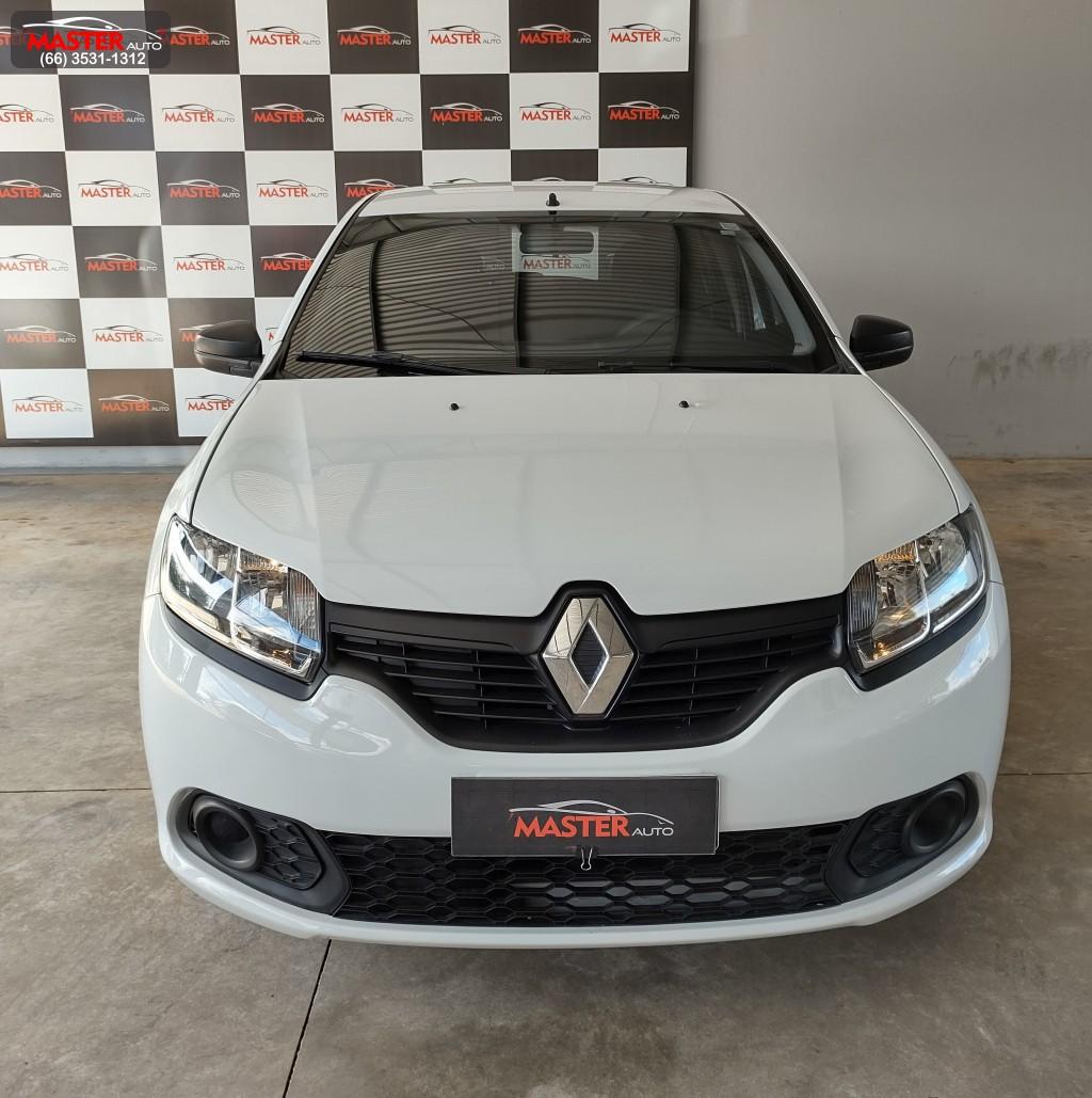 Renault SANDERO Authentique Flex 1.0 12V 5p 2018