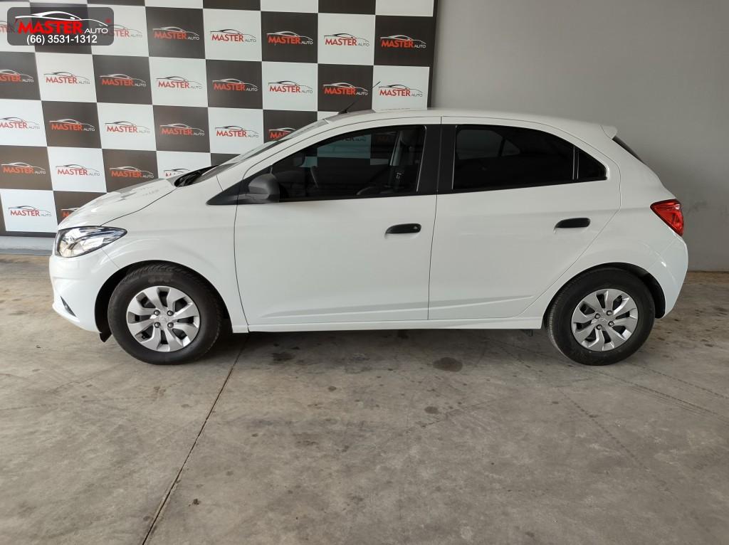 GM - Chevrolet ONIX HATCH Joy 1.0 8V Flex 5p Mec. 2020
