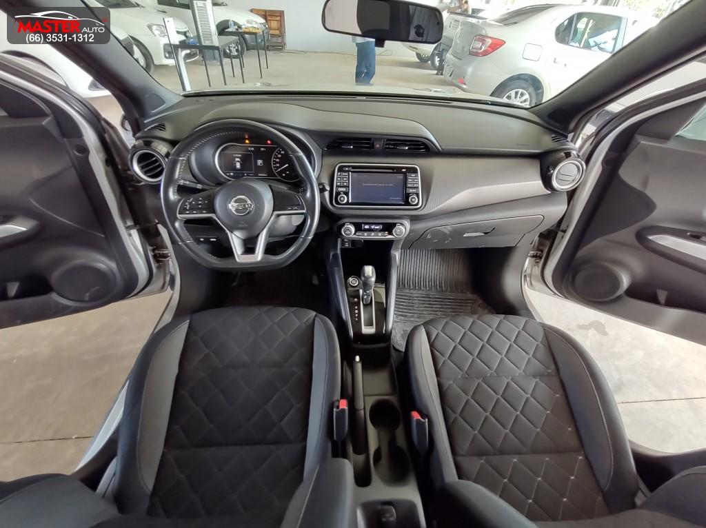Nissan KICKS S 1.6 16V Flex 5p Aut. 2017